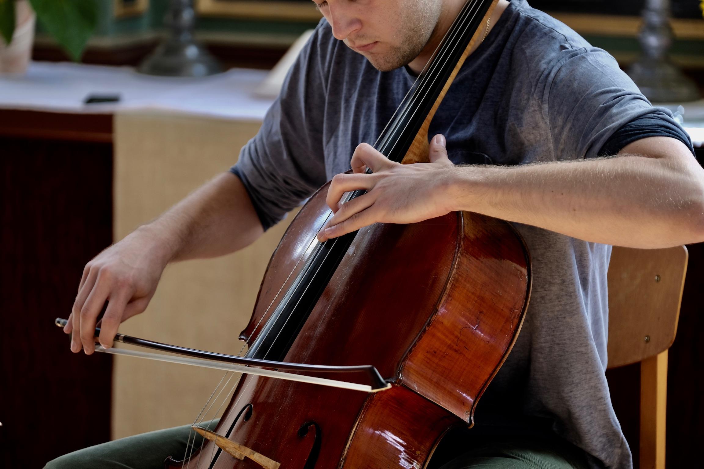 Kammermusikakademie Nitzow 2017 - Fotos David Adorjan